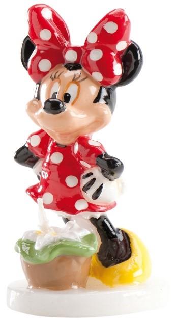 Bougie d'anniversaire Minnie