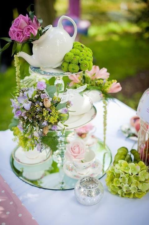 Théiere vase